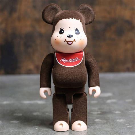 400 Brown Bea Rbrick medicom monchhichi 400 bearbrick figure brown