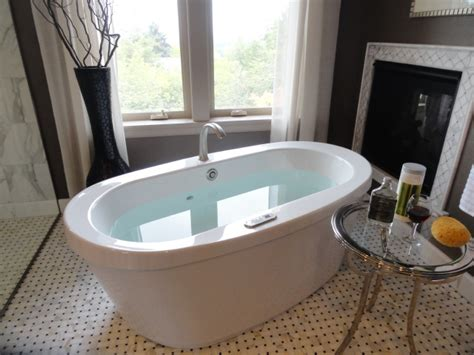 full bathtub create your own at home spa