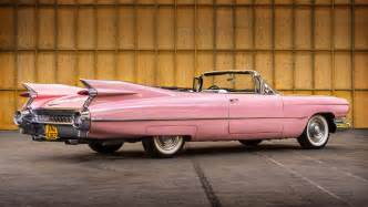 1950 Pink Cadillac Pink Cadillac From Pink Cadillac Heads To Au Hemmings