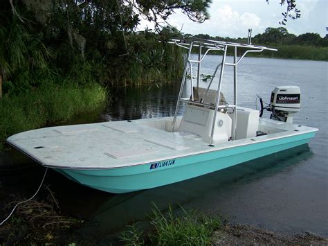 fishing boat gets run over carvel bay flats boat the hull truth boating and