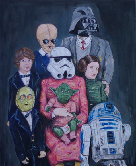 wars family portraits
