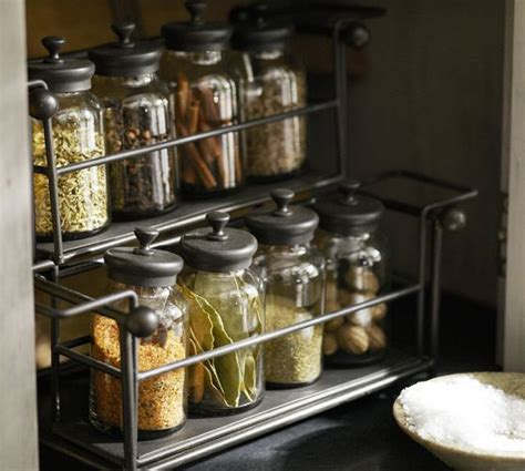 Counter Spice Rack by Counter Spice Rack Jars
