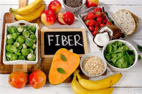 vegetables with fiber fiber how to increase the amount in your diet