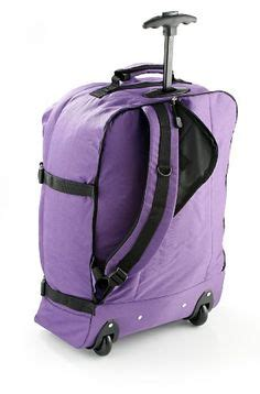 cabin max flight approved lightweight carry on trolley backpack bag cabin travel luggage overnight carry bag wheeled on