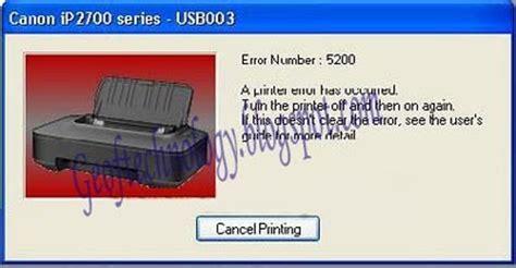 how to solve error 5200 canon ip2770 enter your blog how to fix error 5200 on printer canon ip2770 tips