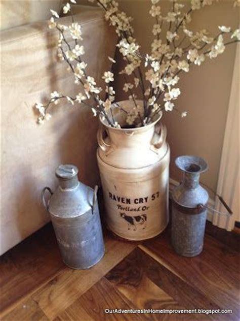 christmas milk can ideas pinterest best 25 milk can decor ideas on farmhouse decor farmhouse mantel and farmhouse