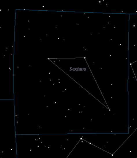 sextant facts sextans the sextants constellation facts and mythology