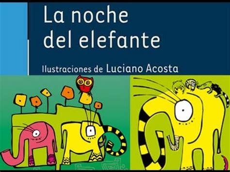 libro la noche de la presentan el libro quot la noche del elefante quot de gustavo rold 225 n youtube