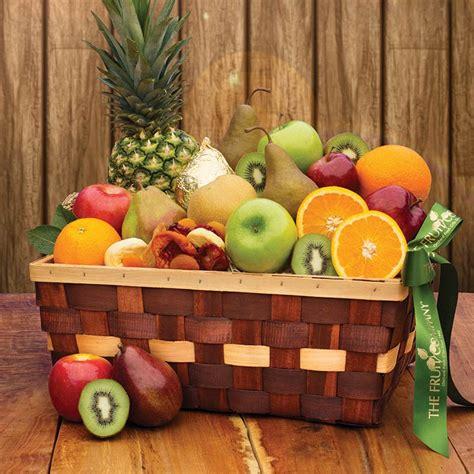 fruit baskets orchard celebration fruit basket the fruit company 174