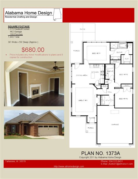 Floor Plans Under 2000 Sq Ft by House Plans Under 2 000 Sq Ft Alabama Home Design