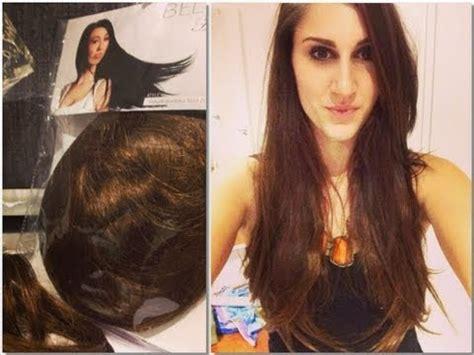 bellami vs luxy hair bellami bambina hair extensions youtube