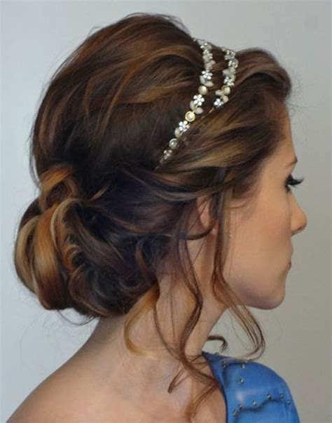Medium Length Hairstyle for Brides 2017 2018   Hairstyles