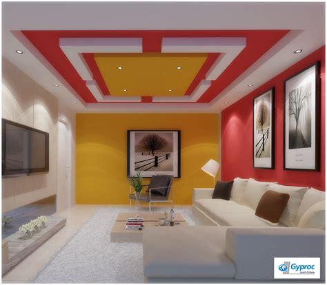 Gyproc False Ceiling Design by Ceilings That Lay A Impression To More