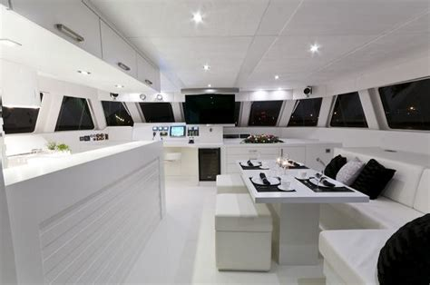 dream boat polish sunreef launches its first yacht sold to a polish client