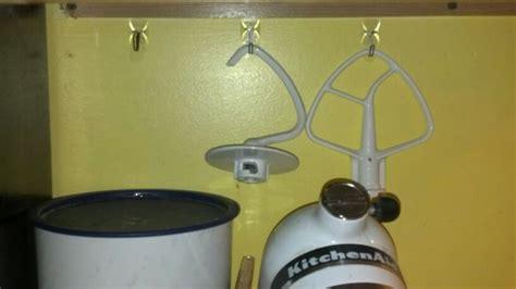 Kitchenaid Mixer Storage Kitchenaid Mixer Attachment Storage Kitchen Aid Mixer