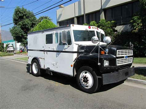 used trucks used ford f700 diesel armored truck global armored trucks