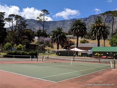 tennis  cape town pros clubs courts socials hotels