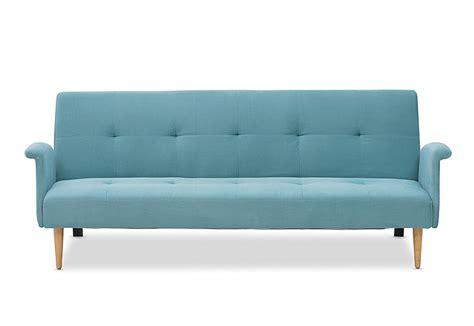 Sarina Fabric Click Clack Sofa Bed Super A Mart