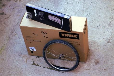 Hamac Biplace by Thule Chariot Corsaire 2 Velochannel