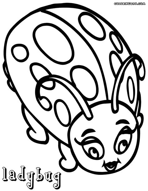 ladybug coloring page ladybug coloring pages coloring pages to and print