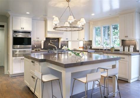 beautiful kitchen island designs kitchen islands beautiful and functional kitchen islands