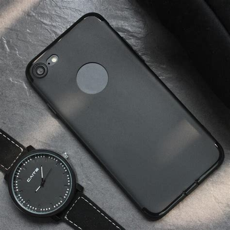 Aliexpress Buy Benks For Iphone 7 Matte Phone Shell Thin For Apple 7 Plus Shell China Aliexpress Buy For Iphone 7 Plus Jet Black Matte Dustproof Protective Iphone7 Cover