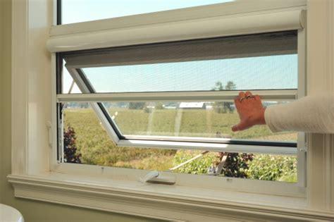 interior window screens serene retractable window screens retracting