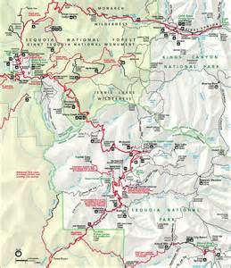 sequoia national park california map directions sequoia national parks us autos post