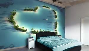 Ocean Bedroom Heart Of The Ocean Bedroom Photo Wallpaper Wall Mural