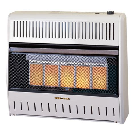 30000 btu gas unit heater dual fuel ventless infrared heater wall heater 30 000