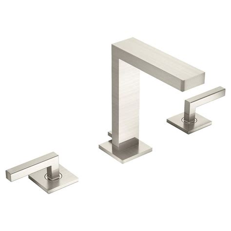 symmons bathroom faucet symmons duro 8 in widespread 2 handle bathroom faucet in satin nickel slw 3612 stn