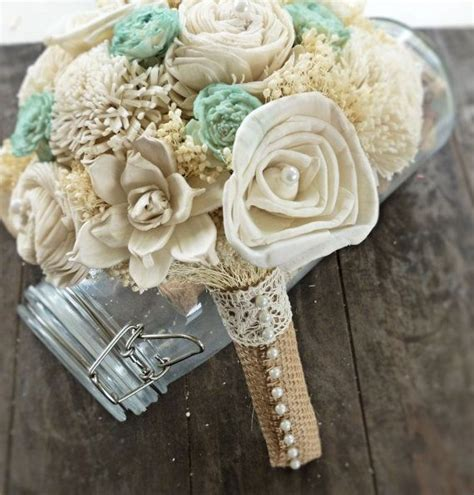 Handmade Bridal Bouquets - handmade wedding bouquet wedding inspirations