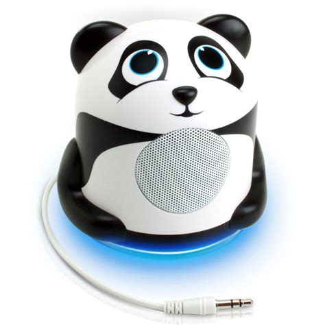 cool speakers 15 cool panda inspired products and designs