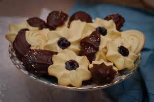 Italian bakery butter cookies