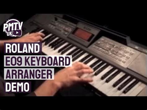 roland  keyboard arranger demo nevada  uk youtube