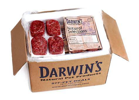 darwin food darwin s pet products a diet convenient food