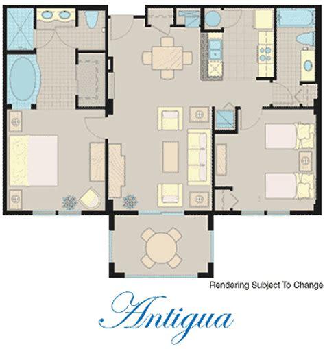 Apartments In Orlando 3 Bedroom Lake Buena Vista Resort And Spa Orlando Florida