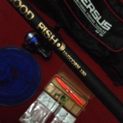 Alat Pancing Satu Set Pemula jual alat pancing lengkap let s go fishing