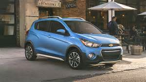 Crossover Chevrolet New Chevrolet Spark Activ Is Crossover That S Not Actually
