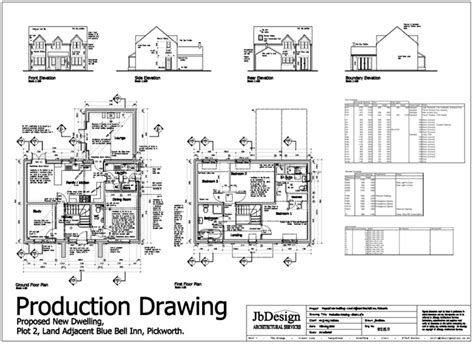 House Design Drawings Uk Building Regulations Ireland Regulation Building Drawings