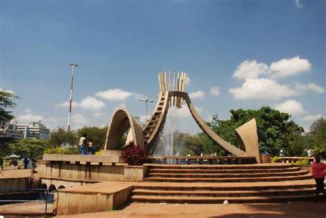 Uhuru Gardens by Monument Picture Of Uhuru Gardens Memorial Park Nairobi