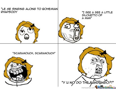 Bohemian Rhapsody Meme - bohemian rhapsody by undautri meme center
