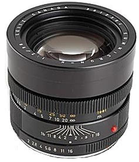 90mm f/2 summicron r leica wiki (english)