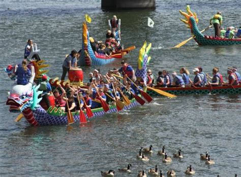 dragon boat festival 2018 austin zen dragons in rose festival news at pcc