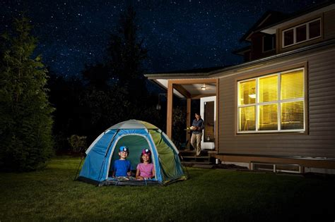 tent in backyard 6 at home c ideas for kids familyeducation