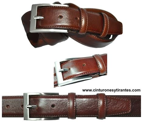 leather belt special quality cubilo brand