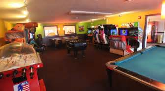 Game Room Pictures - family game room at cape cod s bayside resort hotel