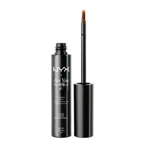 Serum Nyx nyx cosmetics brows serum clear ayd02 health and
