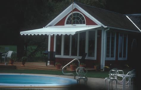 eastern awning eastern retractable awning photo gallery baraboo tent