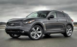 Infiniti Fx50s Car And Driver